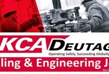 Photo of KCA Deutag Drilling Jobs | Latest KCA Deutag Drilling Jobs