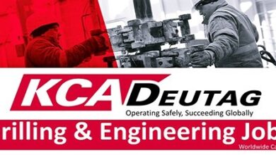 Photo of KCA Deutag Drilling Jobs | Latest KCA Deutag Drilling Jobs