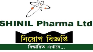 Photo of SHINIL Pharma Ltd Job Circular